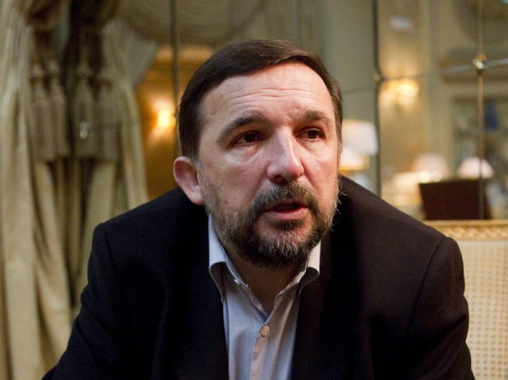 Sergio Vila-Sanjuán, ganador del premio Nadal