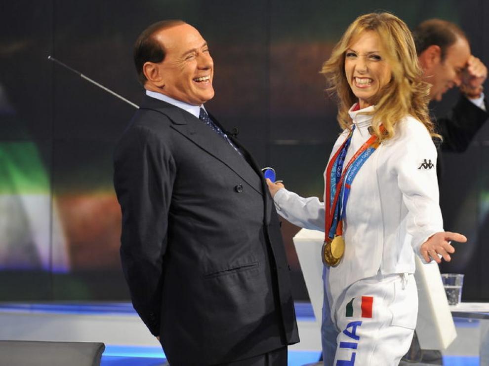 Silvio Berlusconi, en una imagen de archivo