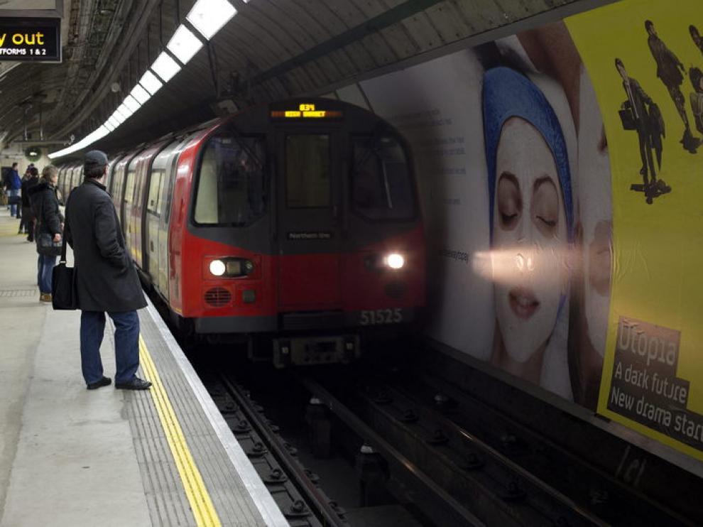 El metro de Londres cumple hoy 150 años con varios eventos preparados.