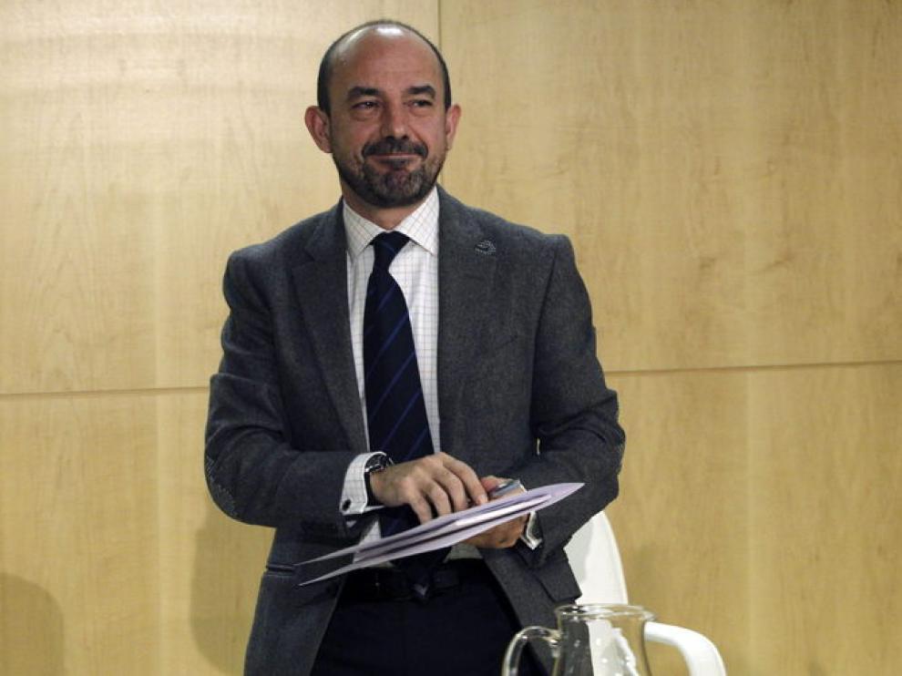 Villanueva dimite como vicealcalde de Madrid