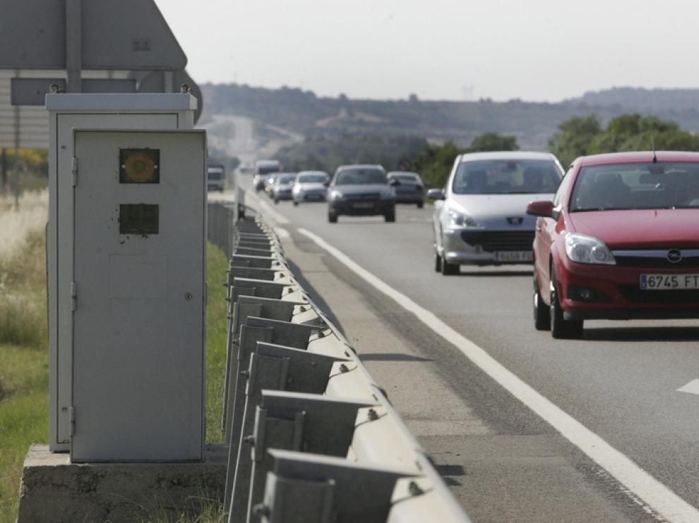 El 45% de las sanciones que suponen pérdida de puntos tienen su causa en el exceso de velocidad