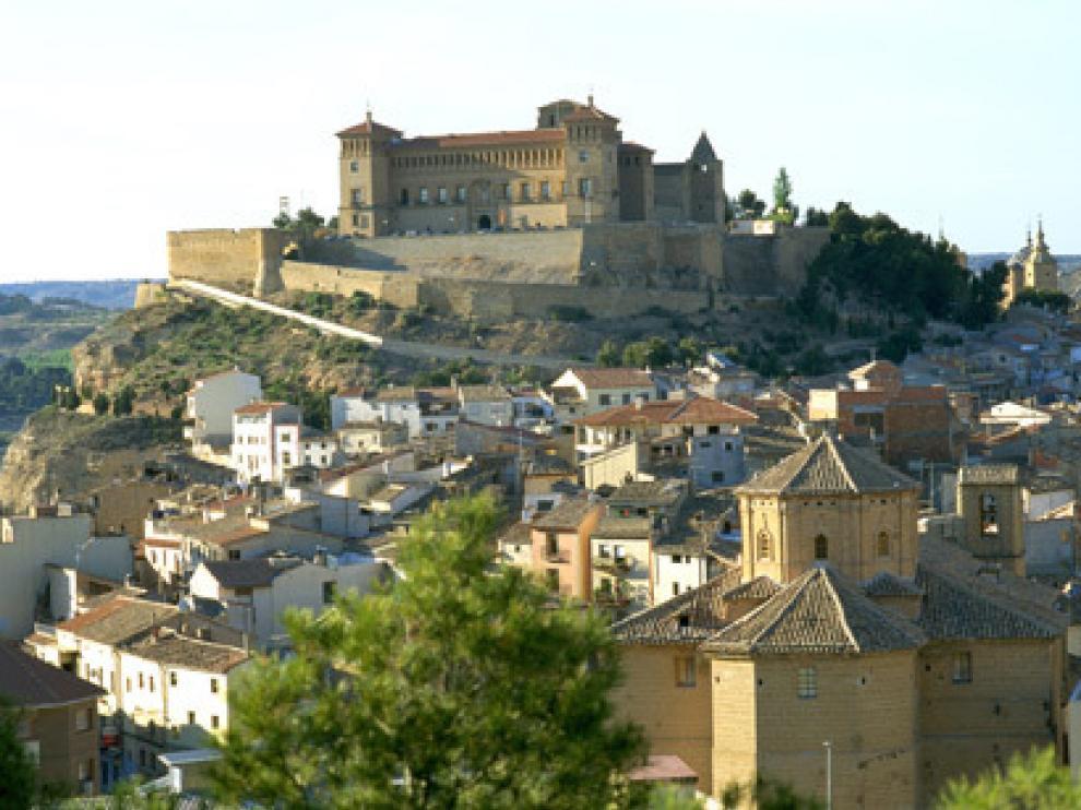 Imagen del Parador de Alcañiz