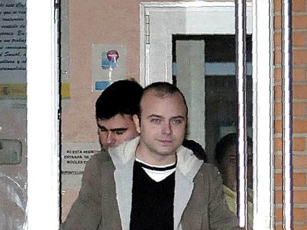El ex dirigente de Nuevas Generaciones del PP abandona la prisión
