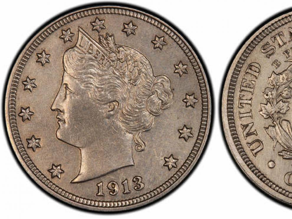 Moneda de cinco centavos
