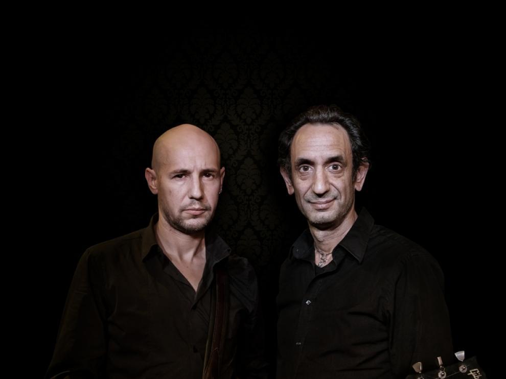 José Javier Gracia y José Luis Esteban