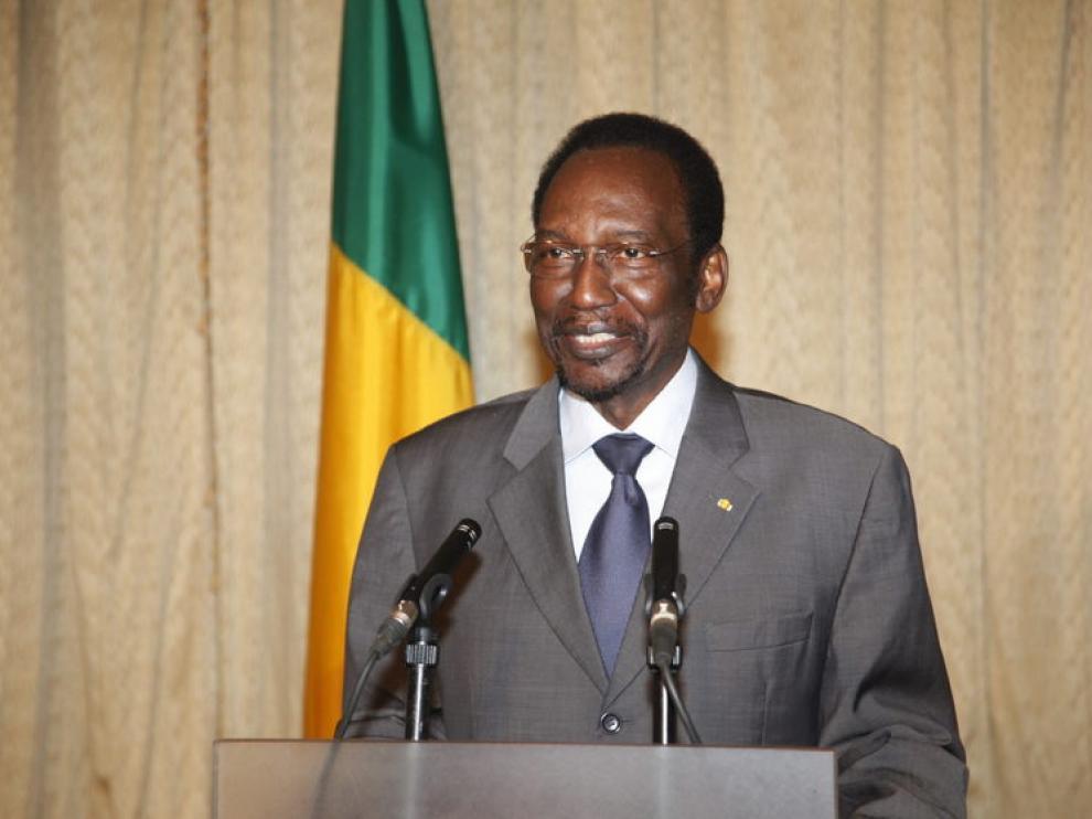 El presidente Dioncunda Traoré asegura que la opción del Gobierno de Mali es la paz