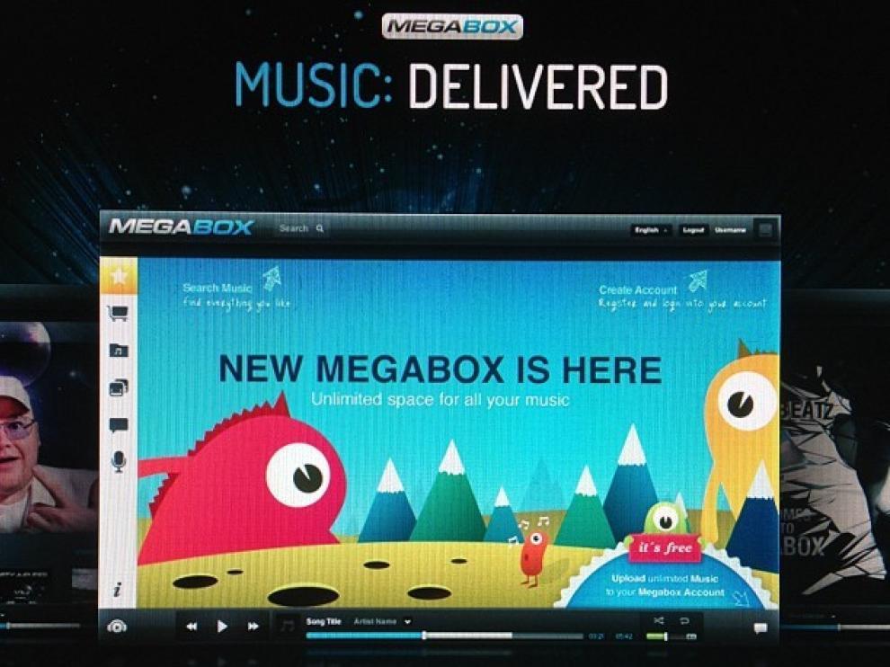 Megabox, a mediados de 2013