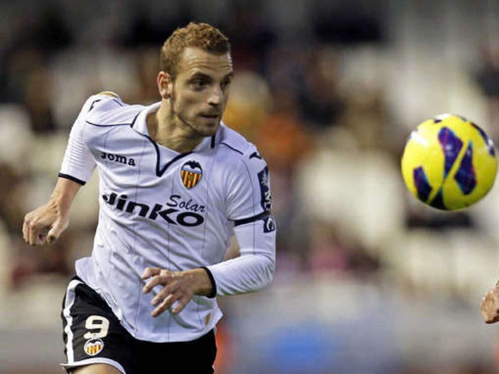 Spahic, durante el partido del Sevilla contra el Valencia