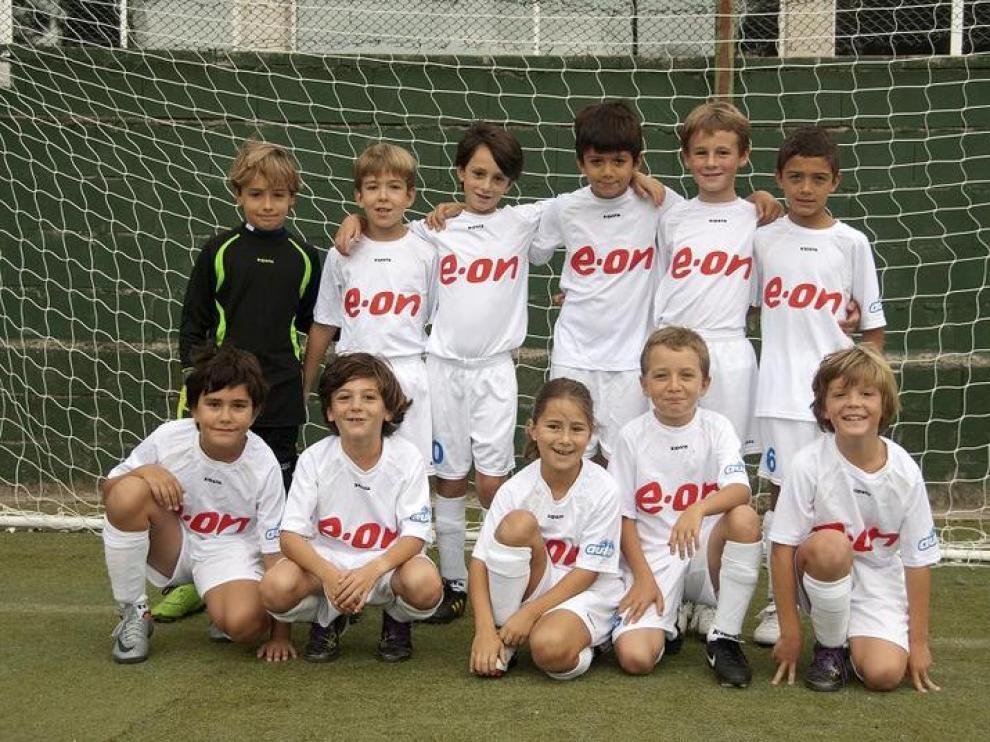 """El programa """"Family Football? de EON se lanzó con el objetivo de fomentar  la práctica saludable del deporte"""