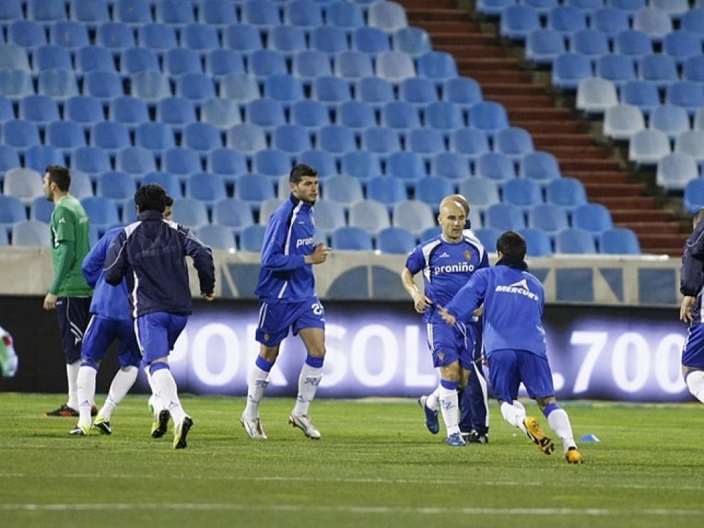 Partido de ida de cuartos de final de la Copa del Rey