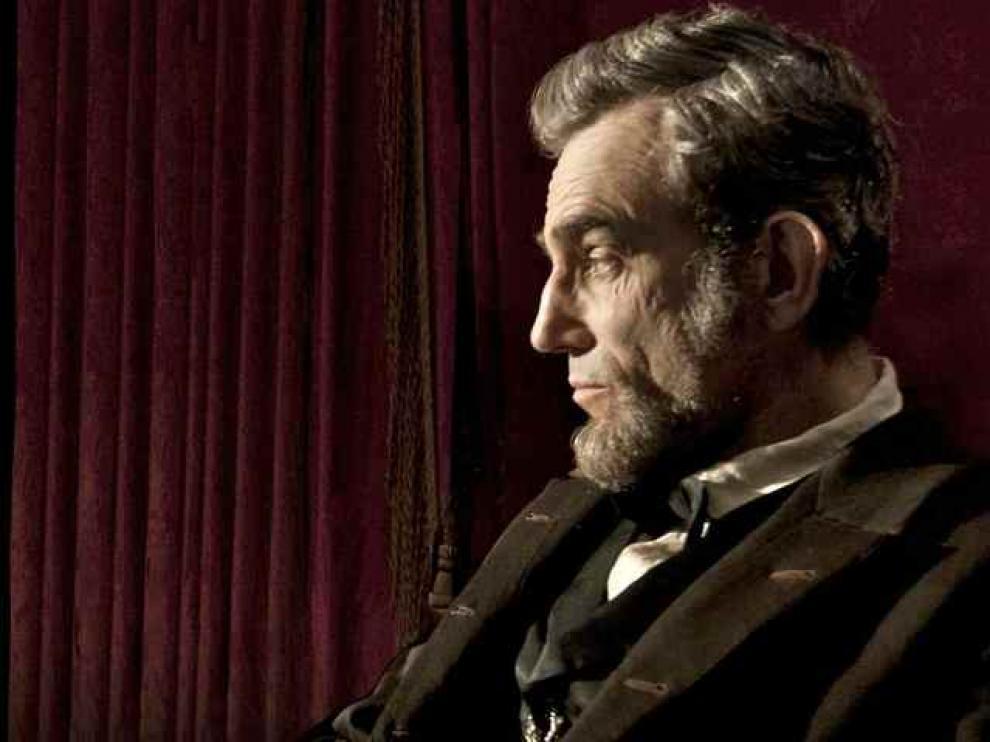 Escena de la película 'Lincoln'
