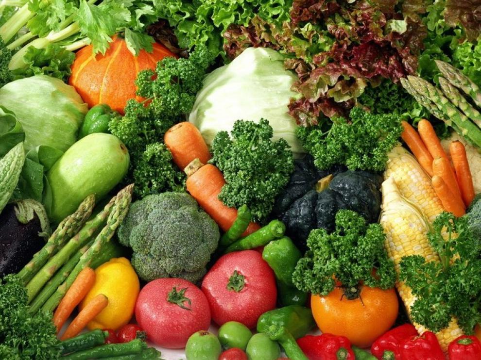 Fruta y verdura para adelgazar