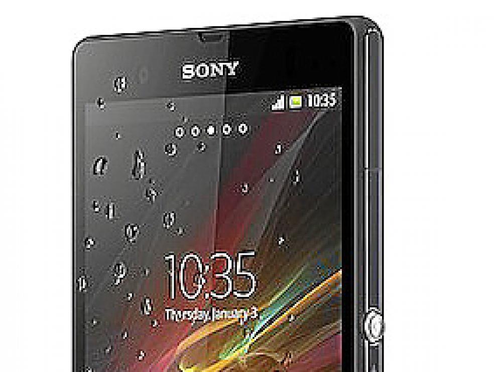 El nuevo buque insignia de Sony, el Xperia Z, tiene 5 pulgadas