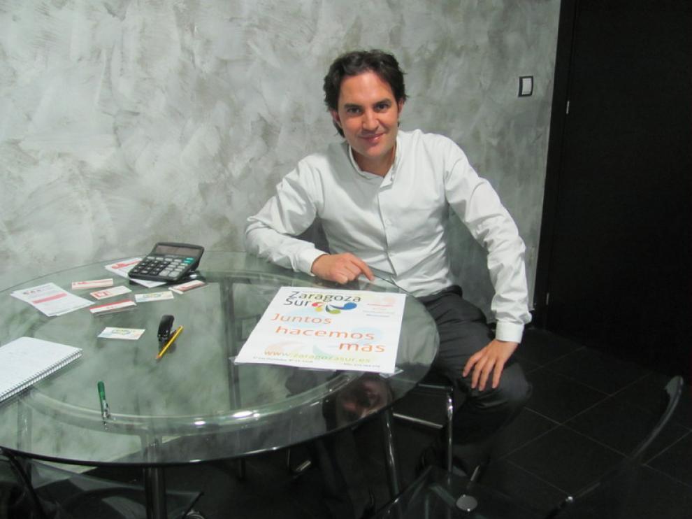 Roberto Meléndez, presidente de la asociación