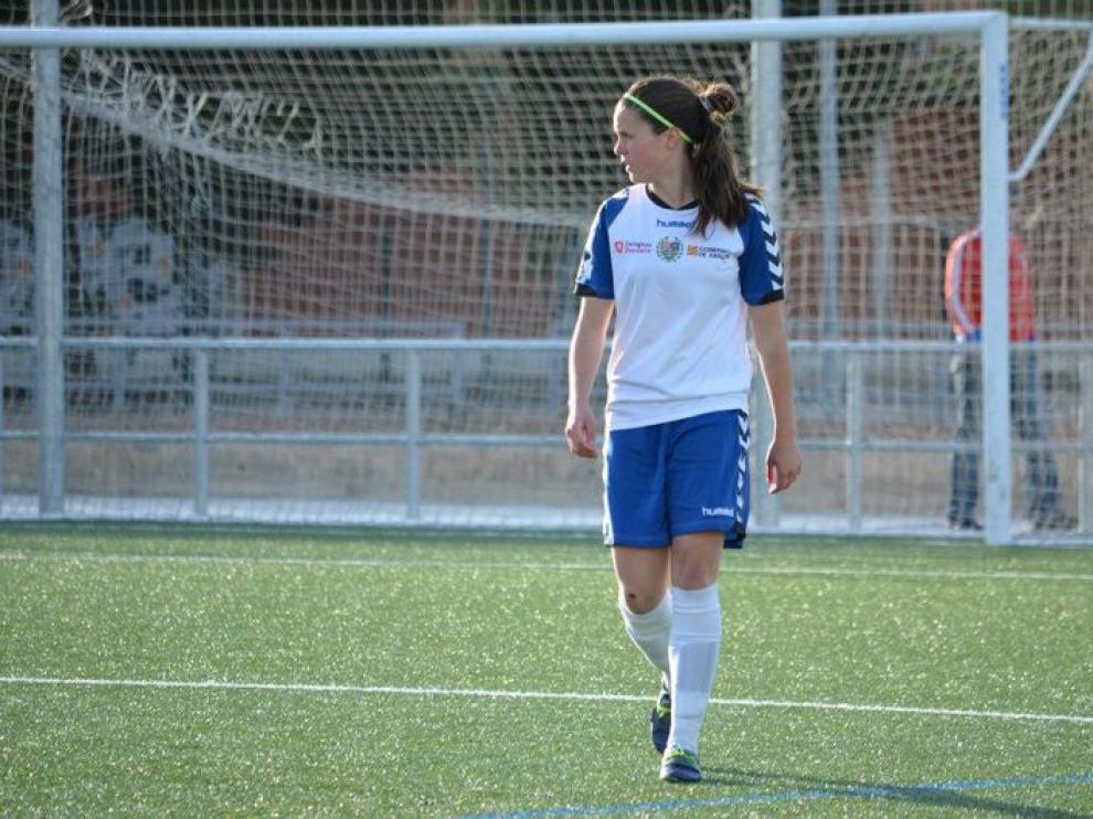 María León parte a Madrid para entrenarse con la Selección Española Sub-19