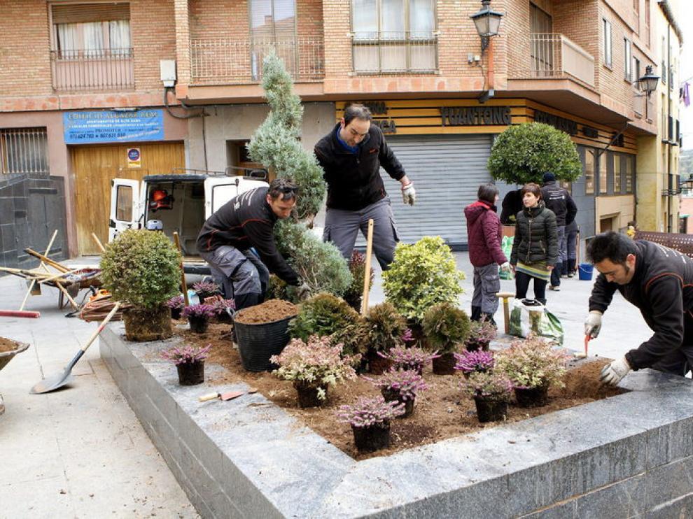 Remodelación urbana en la capital turolense