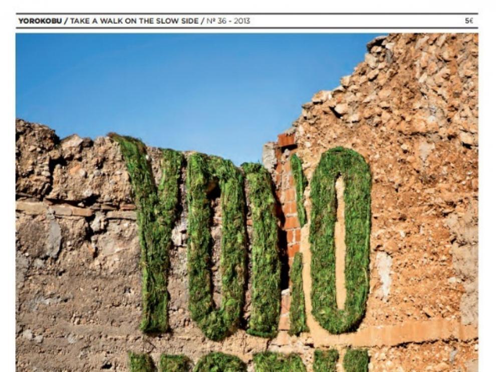 Una portada de la revista