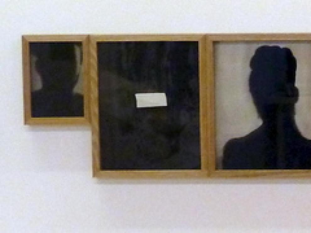 Obra de Fernando Martín Godoy parte de la 'Colección DKV dibujos' expuesta en el CDAN