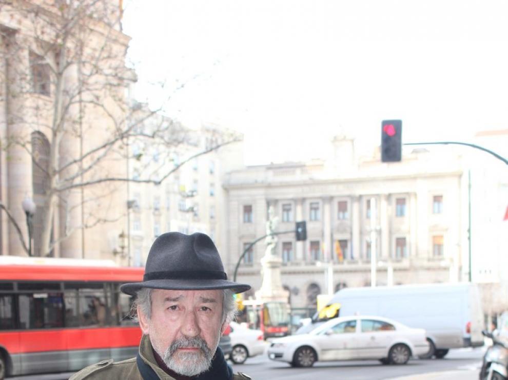 José Sacristán actuará este fin de semana en Zaragoza