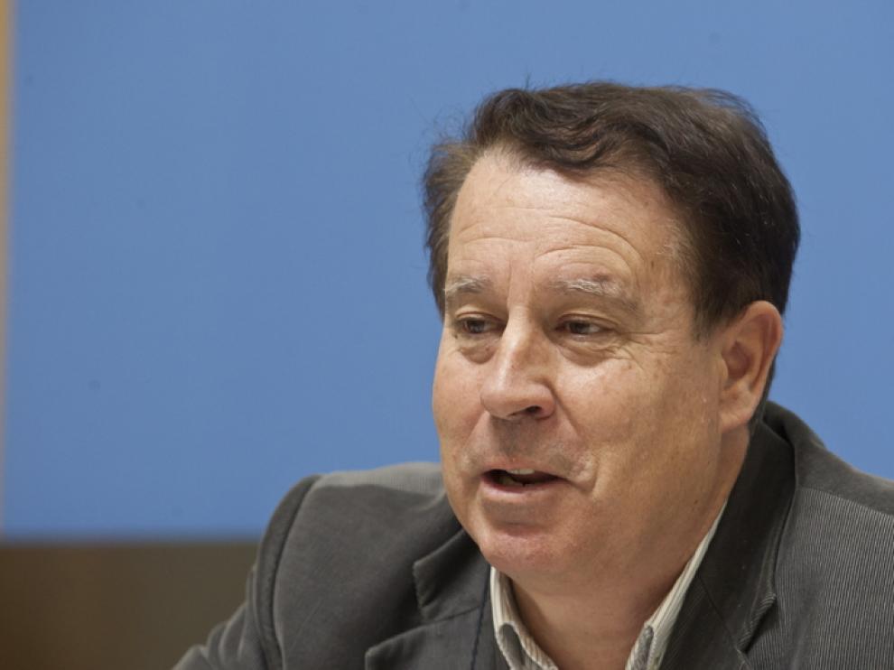Jerónimo Blasco en una imagen de archivo
