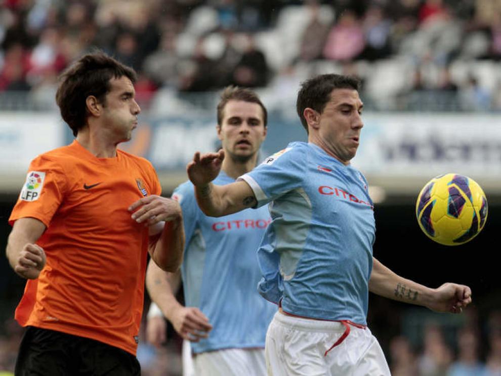 Imagen del Celta - Real Sociedad