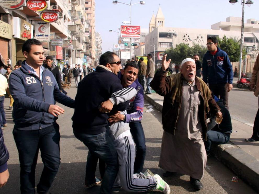 Disturbios en Port Said