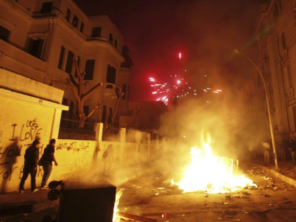 Al menos 9 muertos en Suez (Egipto)