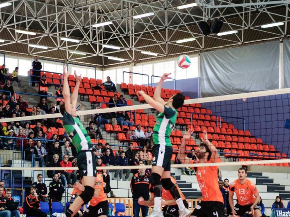 El CAI Teruel parte como favorito en su próximo encuentro