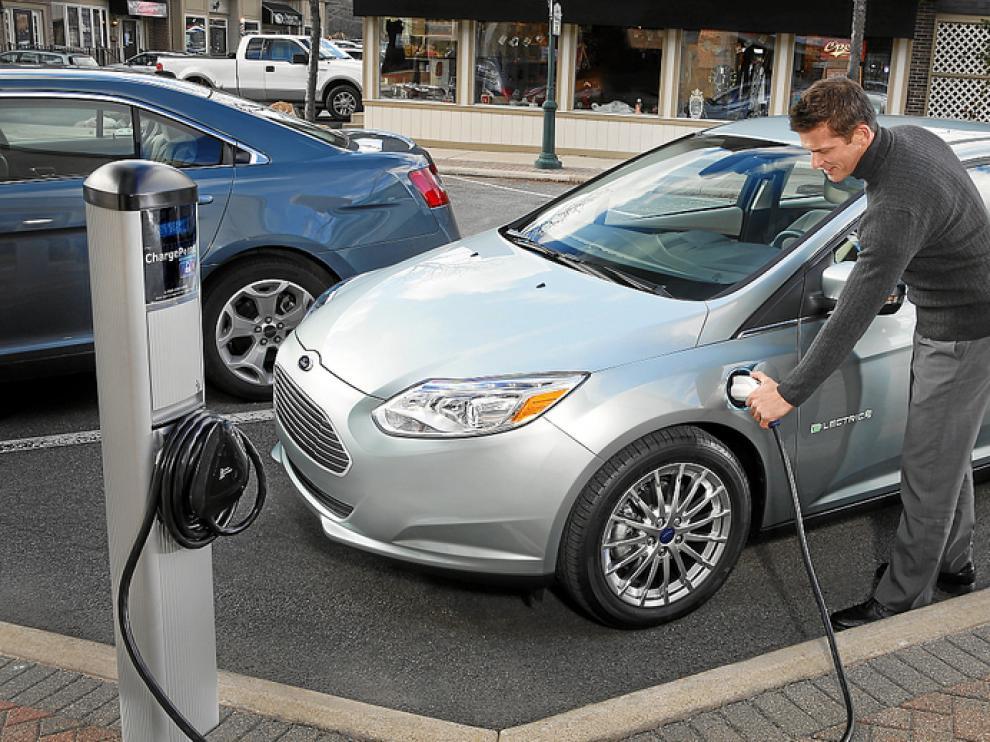 El Focus será el primer vehículo eléctrico de la marca y llegará este mismo año