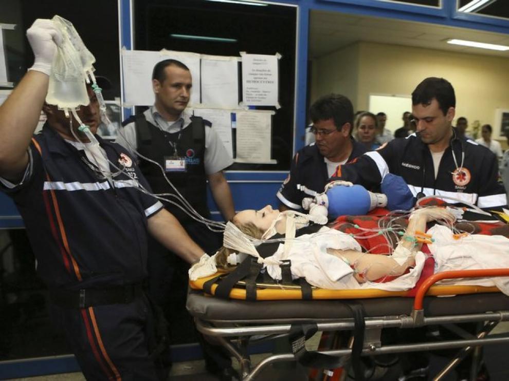 Al menos 233 muertos en una fiesta de estudiantes de diferentes facultades de la Universidad Federal de Santa María