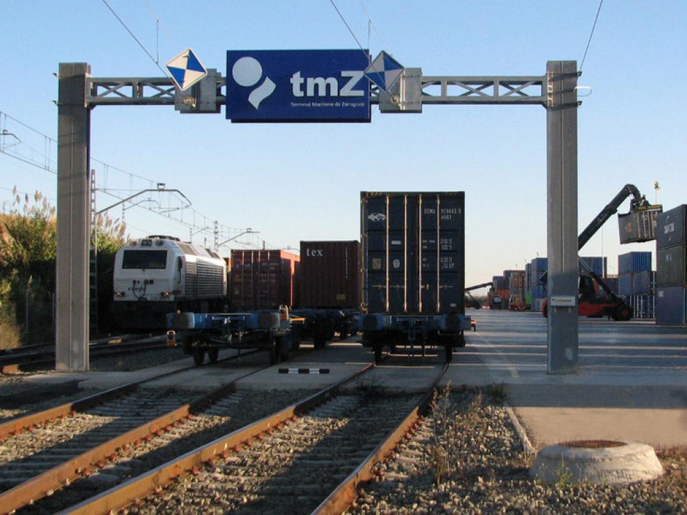 Instalaciones de tmZ en Zaragoza, que han crecido un 50%