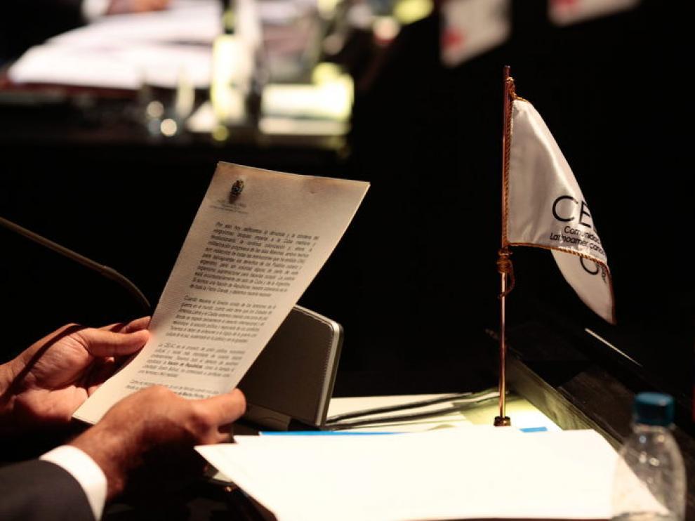 Carta de Chávez leída por Maduro