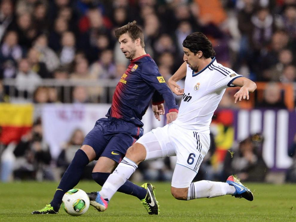 Real Madrid - F. C. Barcelona
