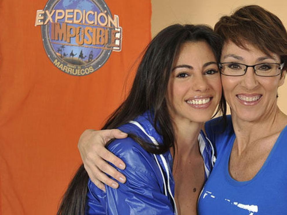 Marbelys y Lola González