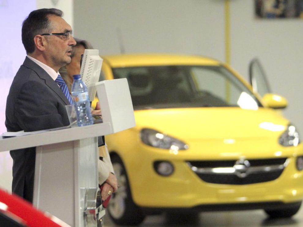 Antonio Cobo, director de GM