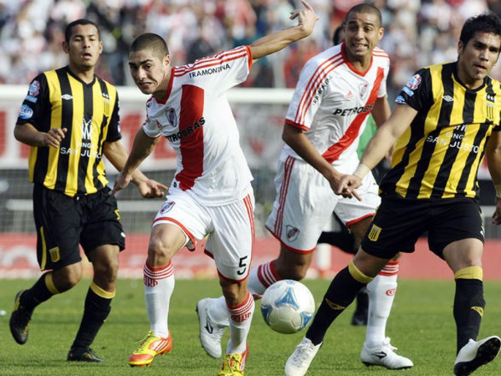 Cirigliano es actualmente jugador del River