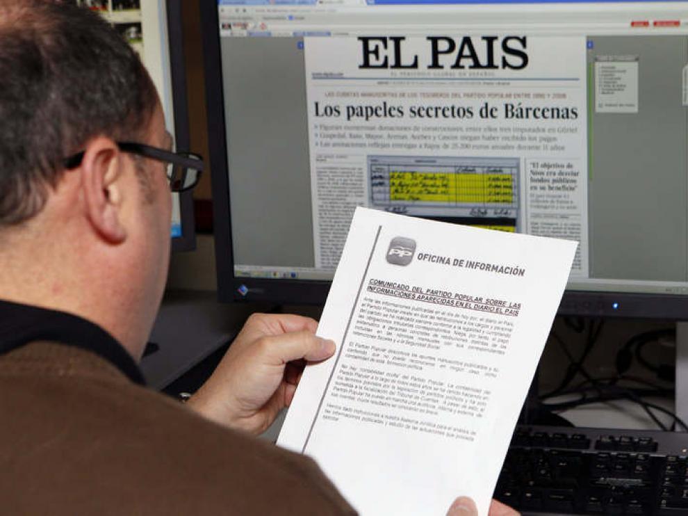 El País en el punto de mira de Cospedal