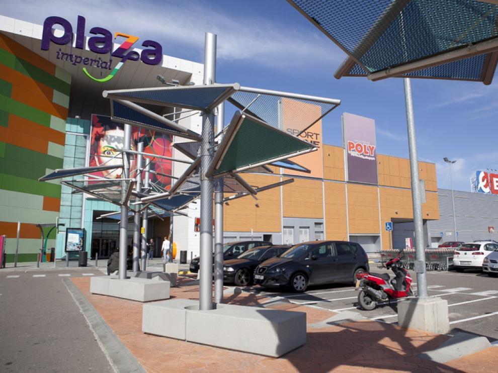 Centro comercial Plaza