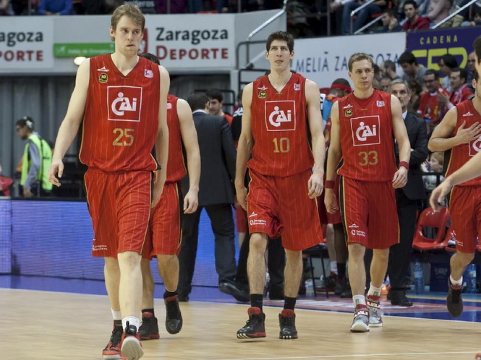 El CAI Zaragoza se enfrenta al Gran Canaria