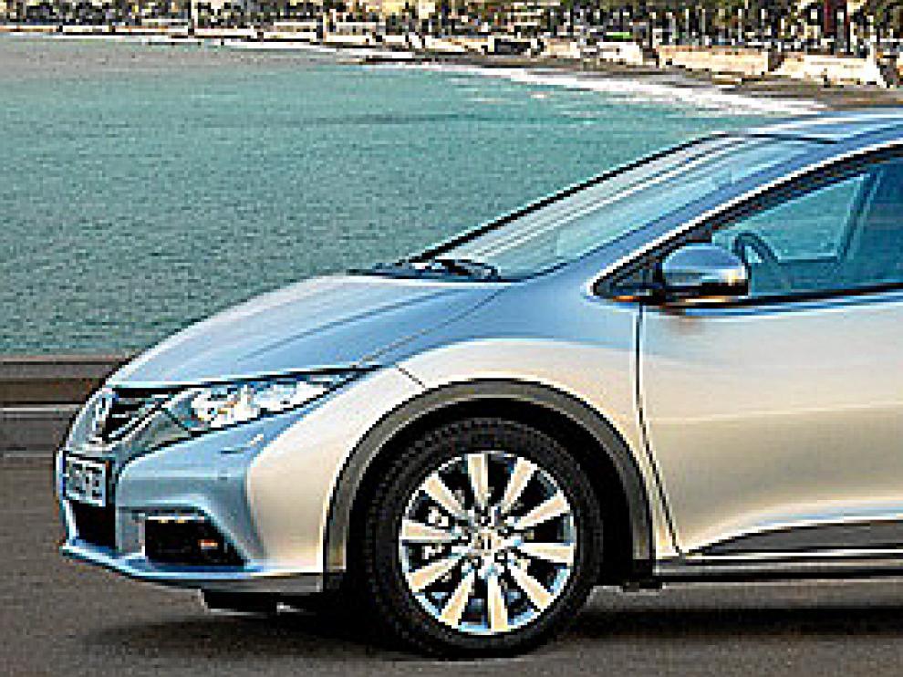 Honda con motor diésel
