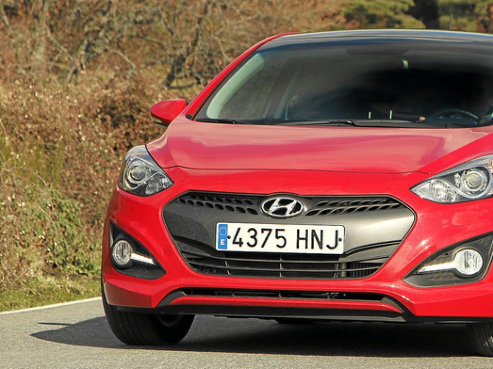 Hyundai i30 de cinco puertas