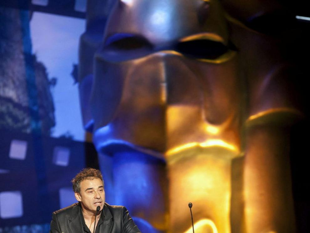Eduard Fernández ha sido uno de los galardonados