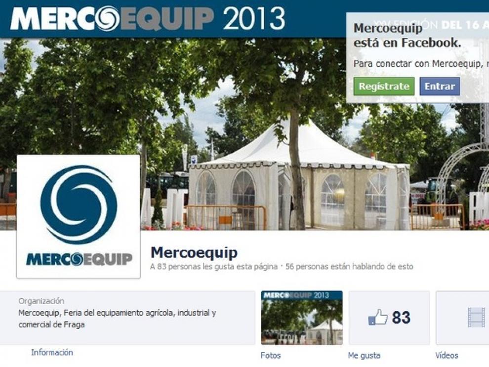 Imagen de la página de la Feria en Facebook.