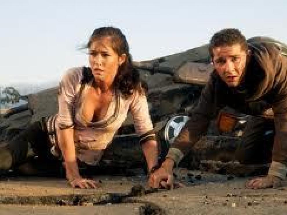 Megan Fox y Shia LaBeouf forman parte del reparto de la película