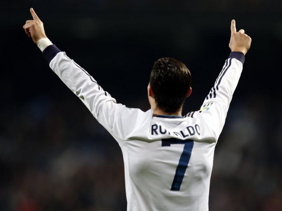 Ronaldo fue el líder del partido