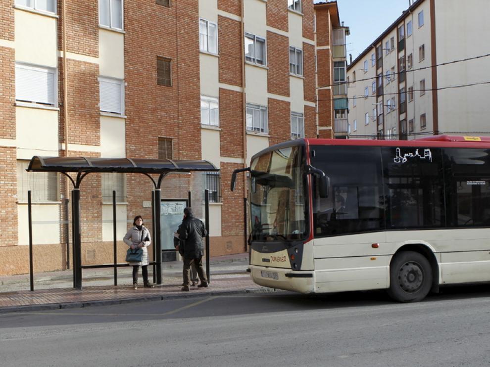 Cambio de horarios en los autobuses urbanos de Teruel