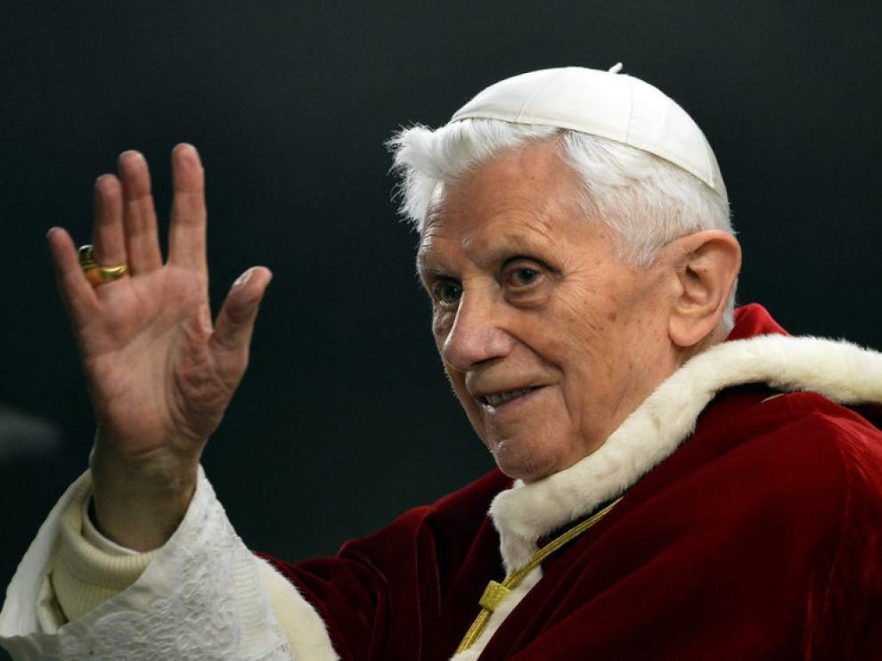 El Papa abandonará el pontificado el 28 de febrero próximo, según ha comunciado el propio Pontífice .