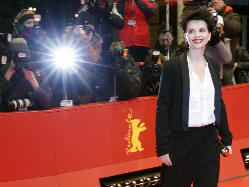 Juliette Binoche sobresale en su papel de Camille Claudel