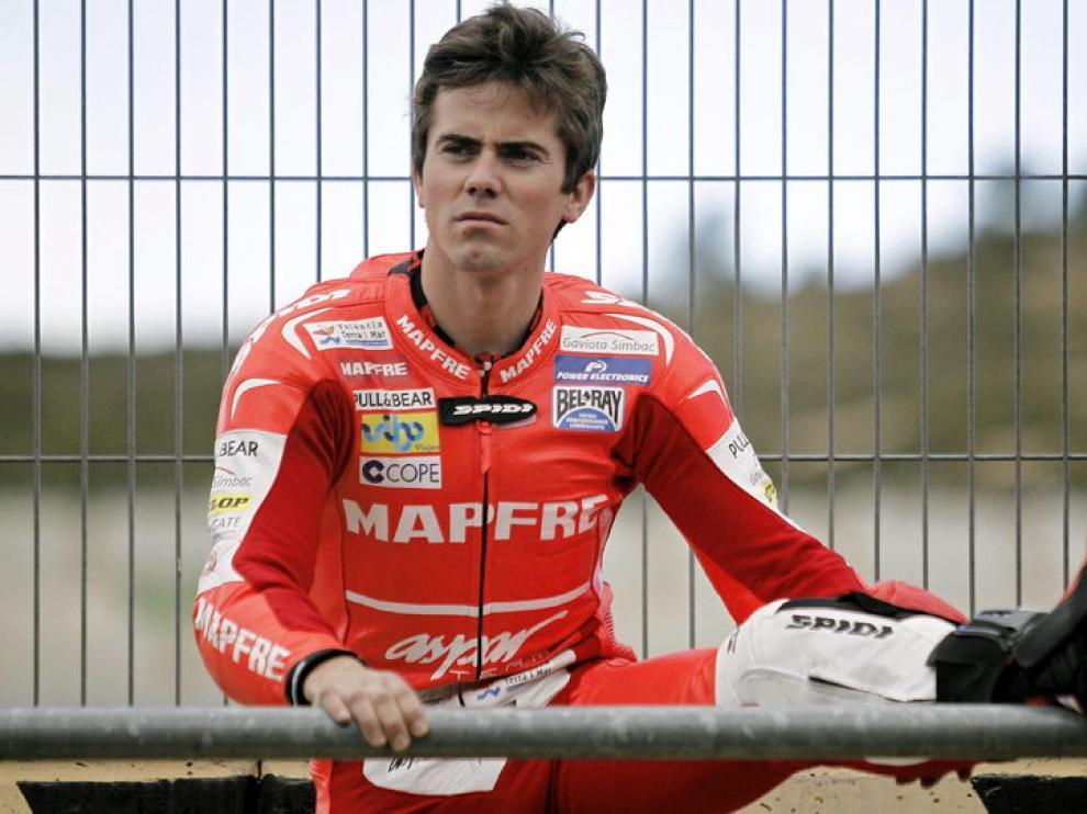 El piloto español Nico Terol
