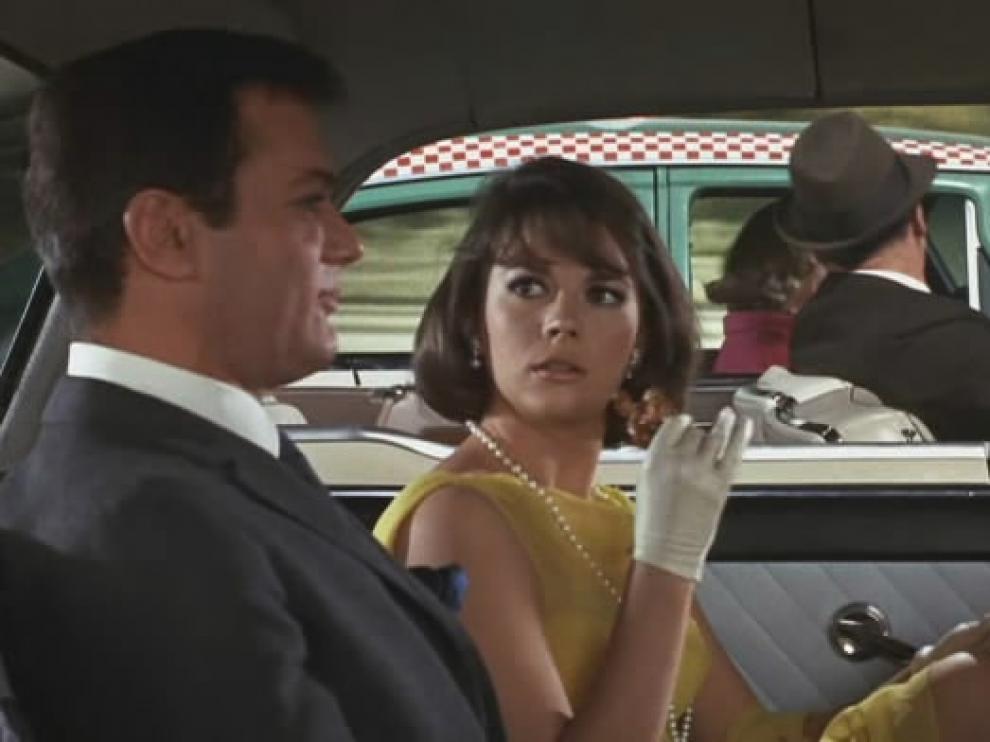 Fotograma de la película 'La pícara soltera'